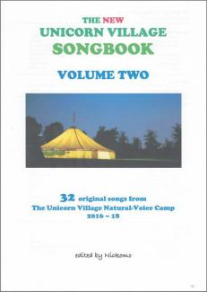 New Unicorn Village Camp Song Book Volume 2